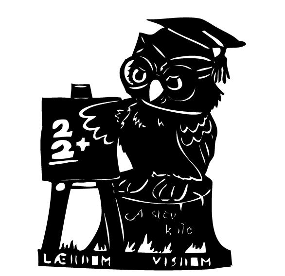 Alslev Skole - logo